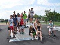 Skate Park : il est ouvert !