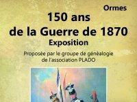 Exposition - La guerre de 1870