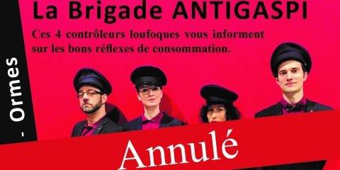 La Brigade ANTIGASPI